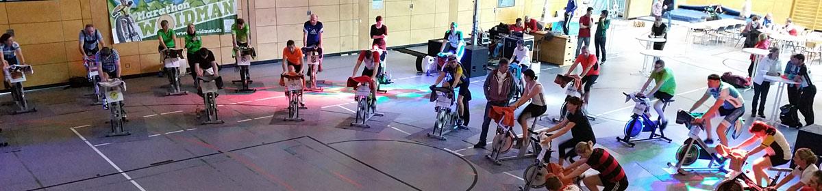 Indoor Cycling in Schönberg
